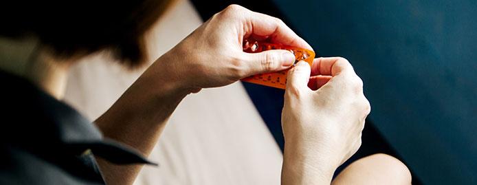 Aviane birth control pills