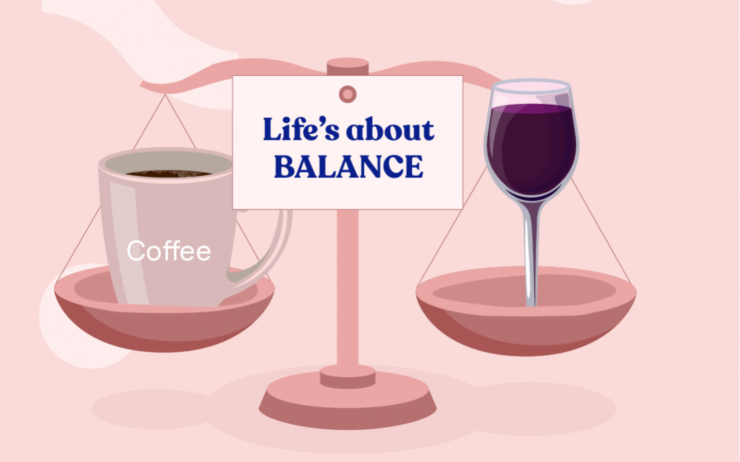 5 ways to find balance – life hacks for every busy bee.